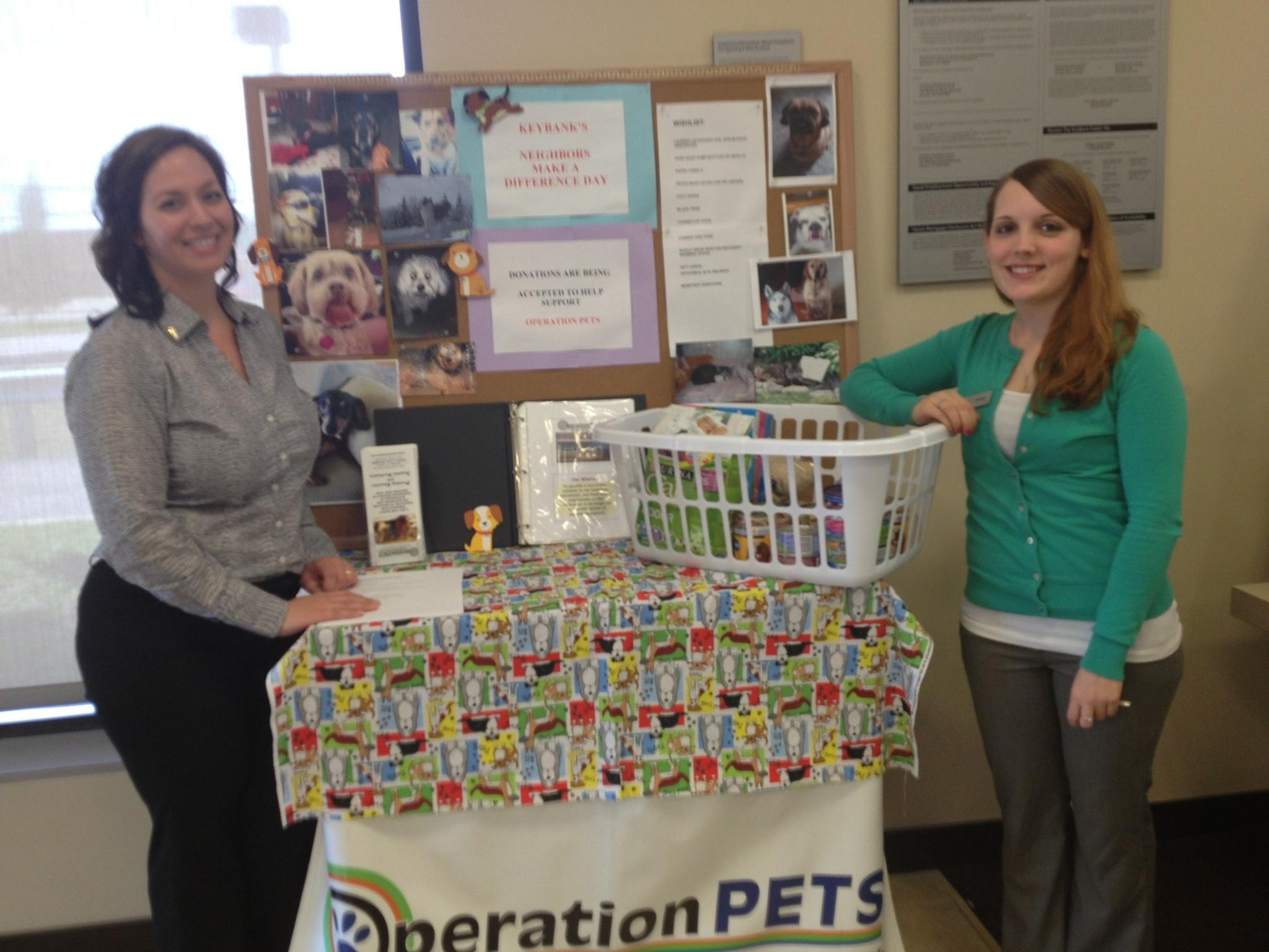 Support Operation PETS
